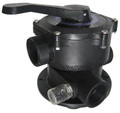 Jacuzzi®| VALVE, 6-WAY DV-7 USES 9173F UNION (KEY 2B) | 39-2628-03