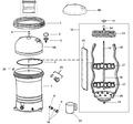 "Jacuzzi®| SPACER, LS55 6 1/4"" | 31-1689-09-R"