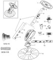BARACUDA/ZODIAC ZOOM | CASSETTE ASSY COMPLETE | W83383