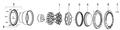 JANDY | BULB KIT: 75 WATT HALOGEN MR-16 EYC/60 | R0451600