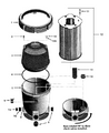 PENTAIR | SYSTEM BASE PRIOR TO 2009 | 27001-0031