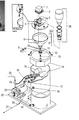 POLARIS/WATERMATIC | EVACUATION PUMP, 120V | PB4-75