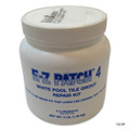 POOL AND SPA CHEMICALS   3# POOL TILE GROUT   E-Z PATCH #4 WHITE   EZP-137