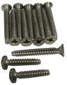 PAC FAB | SCREW, SET FOR PLASTIC RINGS | 639307