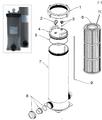 WATERCO | AIR VENT TUBE | W02550