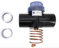 """Custom Molded Products 2"""" Pool Defender Compact 2.5"""" Spigot - with copper wire and inserts 
