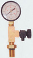 WATERWAY  | heavy duty pressure gauge/air relief  Assembly for pentair filters | V20-225