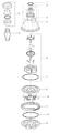 SMARTPOOL   ENVIRONPOOL VALVE ASSY KIT   4-9-3100