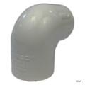 "PVC LASCO | 1"" SLIP 90 DEGREE ELBOW | 406-010"