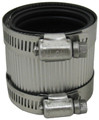 "STA-RITE | RUBBER CONNECTOR, 1-1/2"" X 1-1/2"" 