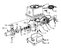 MUSKIN | PUMP HOUSING AND SEAL KIT 1989-1993 | 5180-01