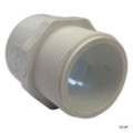 "PVC LASCO | 1-1/2"" MALE ADAPTER 