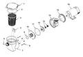 WATERWAY | SUPRA MAX 1 HP IImpeller ASSY | 310-7510
