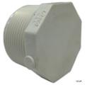 "PVC LASCO | 1-1/2"" MIPT PLUG | 450-015"