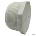 "PVC LASCO | 2"" MIPT PLUG | 450-020"