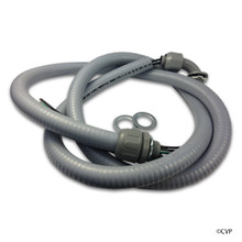 ELETRICAL   WHIP 4 WIRE 6'   POOL PUMP CONDUIT AND WIRE   ACW16124W