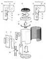 HAYWARD | FAN MOTOR | HPX11031134