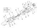 "SPECK | ADAPTOR - CASING (2-3/4"" x 3"" NPT / 4"") | 2500223433"