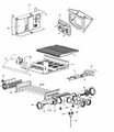 JANDY | ADAPTER PLATE, 125 | R0478301
