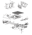 JANDY |  CONTROLLER MOUNTING PANEL, 175 | R0483902