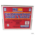KEMTEK CHEMICALS | 1 GALLON LIQUID CHLORINE 2x1 | 3651