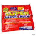 KEMTEK CHEMICALS | 13.5 OZ SUPER SHOCK QUICK TREATS 20K | 3655
