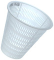 MUSKIN | HAIR & LINT POT BASKET | 62020