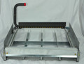 RAYPAK | BURNER TRAY ONLY - 405  INCL. GAS MANIFOLD | 004393F