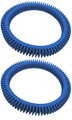 POOLVERGNUEGEN | THE POOL CLEANER BLUE STANDARD BACK TIRE 2 PACK | 896584000-082