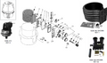 STA RITE | Plate, SR200 W/ 6290-455 | 42002-0015