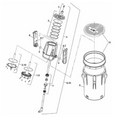JANDY | COVER AND SCREENS (5),LAMINAR JET ASSY | R0489300