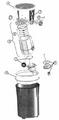 PENTAIR | LAMINAR BRACKET KIT | 590030