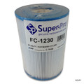 SUPER PRO | CARTRIDGE 25 SQFT STAR-CLEAR | FC-1230 HAYWARD C-250