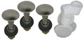 "S. R. SMITH | MOUNTING KIT, 3 BOLT, 3"" BOLTS 