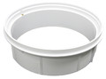 PENTAIR/PAC | COLLAR, DECK FOR GUNITE (WHITE) | 516253