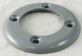 CUSTOM MOLDED PRODUCTS | NON THREADED FACEPLATE, GRAY | 25545-001-000