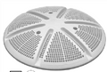 "WATERWAY | ULTRA-RETRO DRAIN, 10"" ROUND, CONCRETE, WHITE 