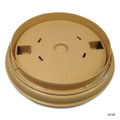 """WATER LEVELER AND PARTS   COVER AND RING 10"""" TAN   STETSON    POUR-A-LID    SDI 201 PAL T"""