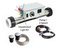 HYDROQUIP   AIR BUTTON CONTROL SYSTEM   CS800-A2