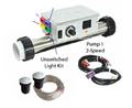 HYDROQUIP | AIR BUTTON CONTROL SYSTEM | CS800-B2
