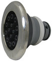 CUSTOM MOLDED PRODUCTS | MASSAGE INTERNAL, 5-SCALLOP, GRAPHITE GRAY/STAINLESS | 23570-142-000
