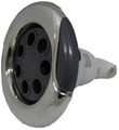 CUSTOM MOLDED PRODUCTS | WAVE, 7-ROTOSSAGE, GRAPHITE GRAY, STAINLESS | 23455-052-700