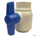"PVC SPEARS BALL VALVES | 2"" MOLDED PVC BALL VALVE 