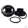 Pentair | Clean & Clear Plus Filters | Bulkhead union, 1-1/2 in. x 2 in., set , black 2 | 270004