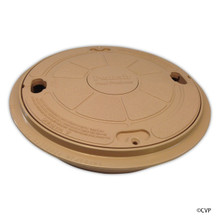 Pentair   Admiral S15 & S20 Skimmers   Accessories   Lid/ring seat, complete, tan   85018000