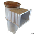 "PENTAIR | SKIMMER S20 CIRC WEIR 2""THREADED 