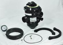 """PENTAIR   HI-FLO  VALVE 1-1/2""""   Multiport Valve with Buttress Thread Replacement Tagelus Sand Filter   262504"""
