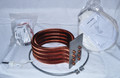 Pentair | MasterTemp Heater Water System | Tube Sheet Coil Assembly Kit (Includes Item No. 3) Models 250NA, 250LP | 474059