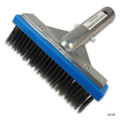 "PENTAIR | RAINBOW BRUSH 6"" METAL BACK ALGAE BRUSH #604A | 604A Back Aluminum Algae Brush with Stainless Steel Bristle, 6-Inch | R111616"