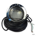JANDY | LIGHT POOL 300W 120V 50' CORD | 120 Volt 300 Watt Stainless Steel White Large Pool and Spa Light, 50 Feet Cable | WPHV300WS50